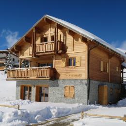 Chalet Alp'Azur La Toussuire en Savoie  - cuisine - espace repas - Location de vacances - La Toussuire