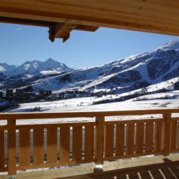 Chalet Alp'Azur La Toussuire en Savoie - cuisine équipée - Location de vacances - La Toussuire