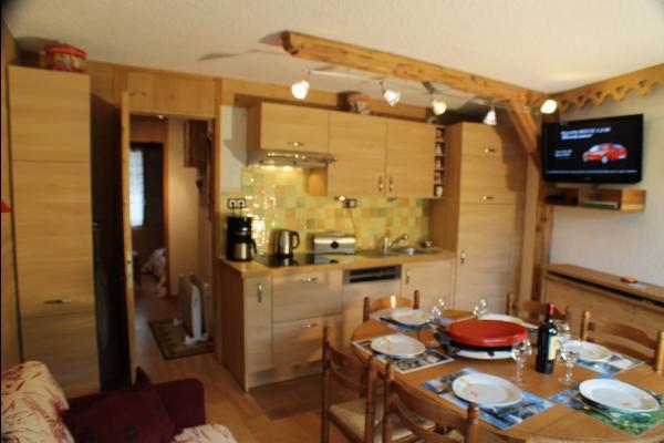 séjour cuisine - Location de vacances - Valmorel