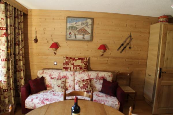 canapé 160/200 - Location de vacances - Valmorel