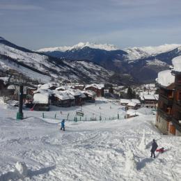 Appartement à Valmorel (Savoie) - Location de vacances - Valmorel