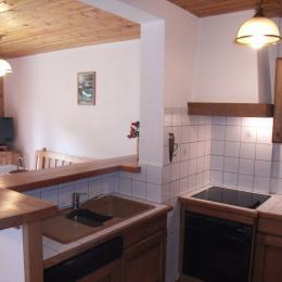Cuisine - Chalet Comborcière - Saint Sorlin d'Arves - Savoie  - Location de vacances - Saint-Sorlin-d'Arves