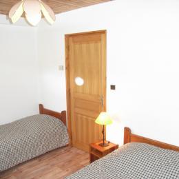 Chalet Comborcière - appartement RDC - station de ski Saint Sorlin d'Arves - Savoie  - Location de vacances - Saint-Sorlin-d'Arves
