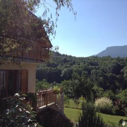 Chambres d'hôtes en Chartreuse, entre lac et montagne - Chambre d'hôte - Saint-Pierre-de-Genebroz