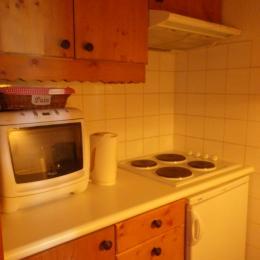 Coin salon - appartement les Marches Valmorel (Alpes du Nord - Savoie) - Location de vacances - Valmorel