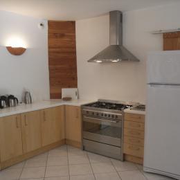 Chalet Beauséjour - Appartement Les Sorbiers - Cuisine - Saint Sorlin d'Arves  - Location de vacances - Saint-Sorlin-d'Arves