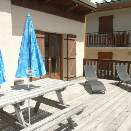 Chalet Beauséjour - appartement Les Terrasses - saint Sorlin d'Arves - Savoie  - Location de vacances - Saint-Sorlin-d'Arves