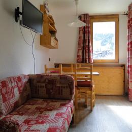 Location appartement Valmorel - coin cuisine - Location de vacances - Valmorel