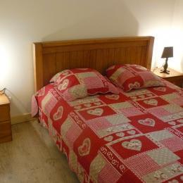 Chambre 3 - Chalet MILLIAT – Appartement CHAMOIS Chemin de la Sapinière  73530 SAINT SORLIN D'ARVES   - Location de vacances - Saint-Sorlin-d'Arves