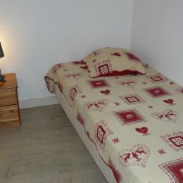 Chalet MILLIAT –  Appartement Chamois -  SAINT SORLIN D'ARVES - Savoie - Domaine skiable Les Sybelles - chambre avec lits jumelables - Location de vacances - Saint-Sorlin-d'Arves