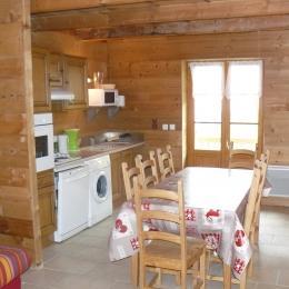 Séjour - Chalet Milliat - Appartement Marmotte - station de ski Saint Sorlin d'Arves - Savoie  - Location de vacances - Saint-Sorlin-d'Arves