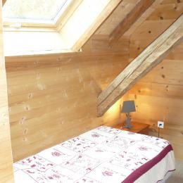 Chambre enfants - Chalet Milliat - Appartement Marmotte - station de ski Saint Sorlin d'Arves - Savoie - Location de vacances - Saint-Sorlin-d'Arves