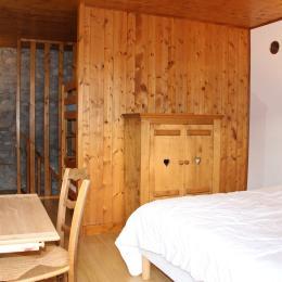 Chambre - Location de vacances - Valmorel