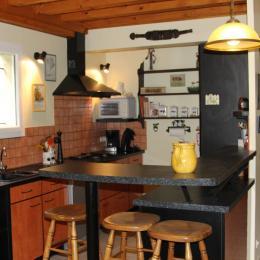 Chambre grise - Location de vacances - Lépin-le-Lac