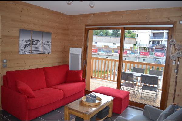 location station de ski la Toussuire Les Sybelles - Séjour - Location de vacances - La Toussuire