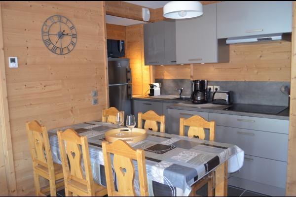 location station de ski la Toussuire Les Sybelles- séjour - Location de vacances - La Toussuire