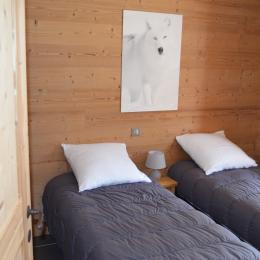 location station de ski la Toussuire Les Sybelles - Chambre 1 - Location de vacances - La Toussuire