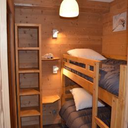 location station de ski la Toussuire Les Sybelles - Chambre 2 - Location de vacances - La Toussuire