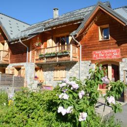L'été The summer - Location de vacances - Albiez-Montrond