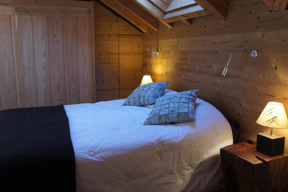 Chambre duplex - Location de vacances - Valloire