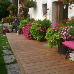 Location (Chez la fine) Appartement pour 4 personnes Montagny - Arith - Massif des Bauges - Location de vacances - Arith