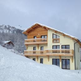 Chalet l'hiver... - Location de vacances - Valloire