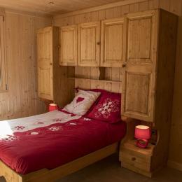 La Toussuire Les Sybelles - Chalet Colette - appartement 4 personnes - Chambre double - Location de vacances - La Toussuire