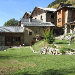 Gite au Hameau Joly - 6 personnes - Montendry - Savoie - Location de vacances - Montendry