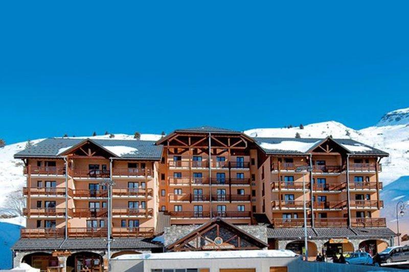 Résidence l'Ours Blanc : Appartement 6 personnes Station Valmeinier 1800 - Location de vacances - Valmeinier