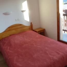 Chambre 1 - Location de vacances - Valmeinier