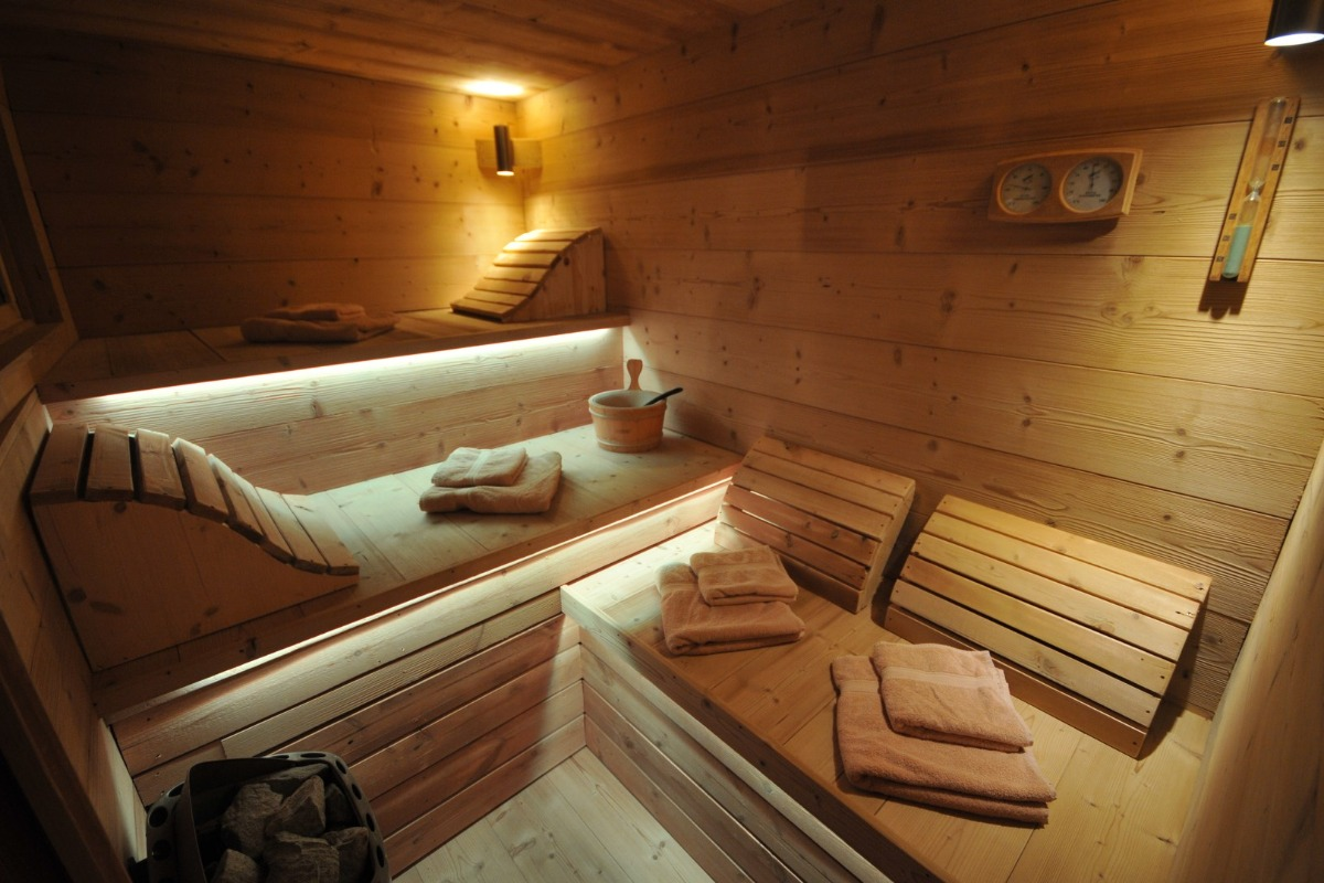 Sauna - Location de vacances - Longefoy Plagne Montalbert