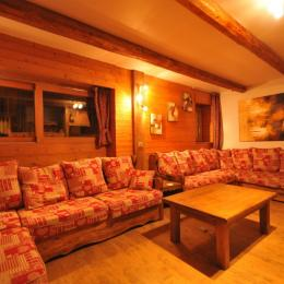 Salle à manger - Location de vacances - Longefoy Plagne Montalbert