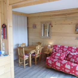 Studio Les Aiguilles n°98 - La Toussuire - Domaine Skiable Les Sybelles - Maurienne - Savoie - Location de vacances - La Toussuire