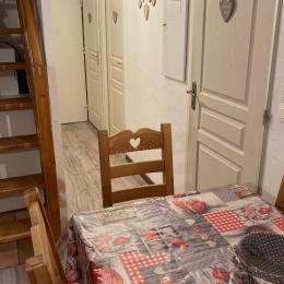 chambre rez de chaussée - Location de vacances - Valmeinier