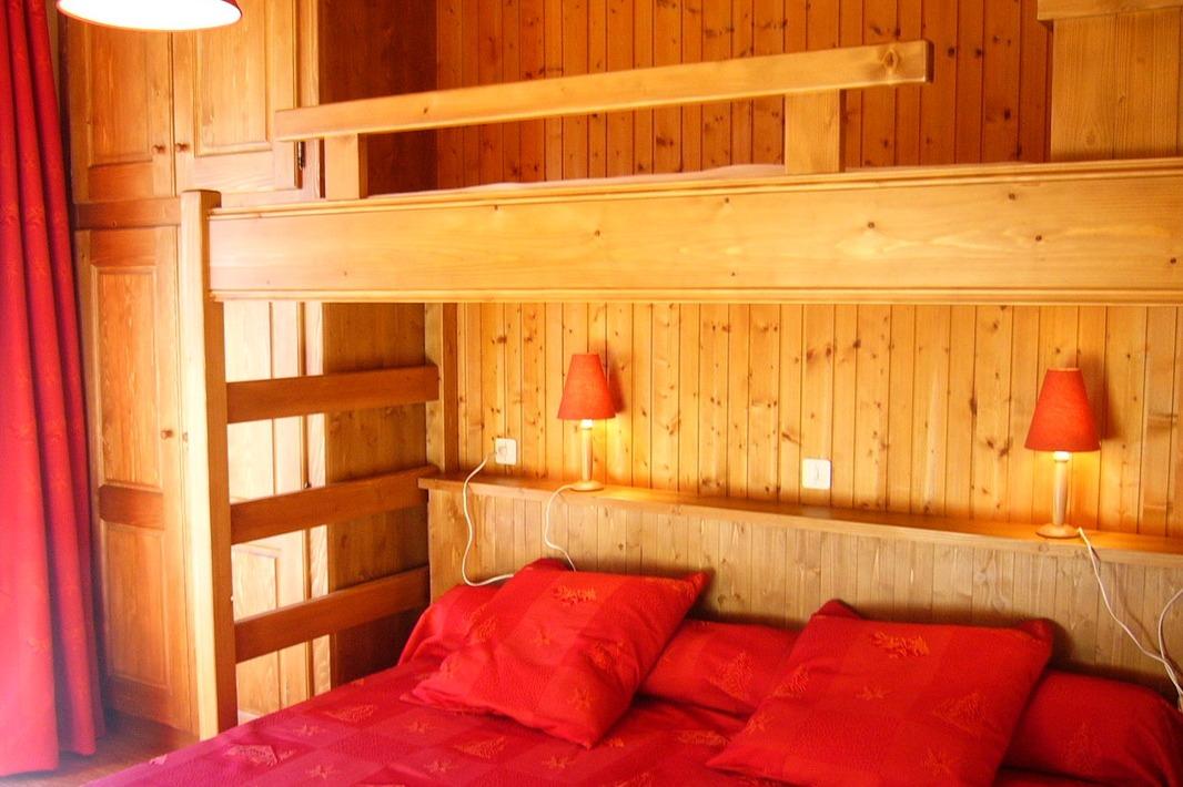 La cuisine - Location de vacances - La Giettaz