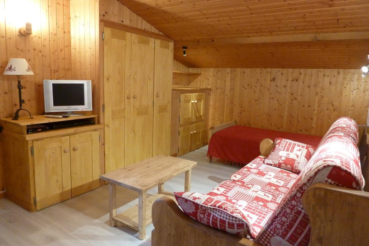 Salle de bains - Location de vacances - La Giettaz