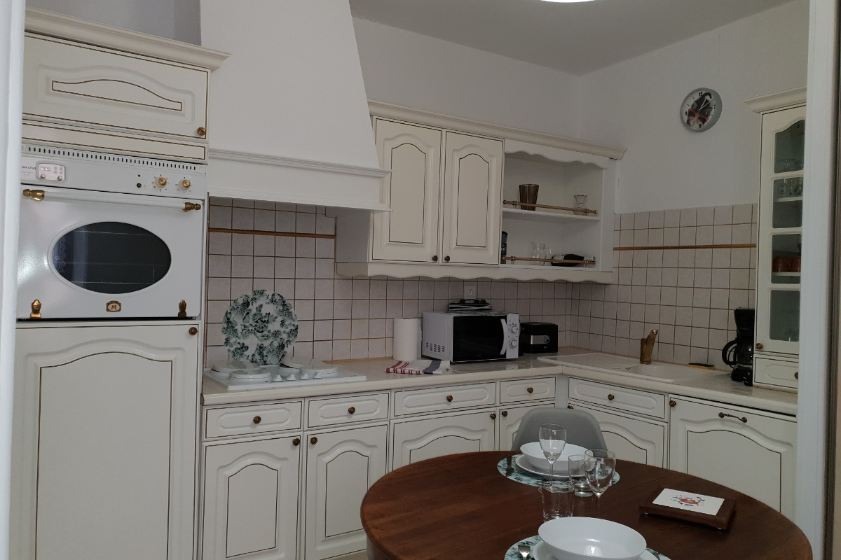 La cuisine - Location de vacances - Aix-les-Bains