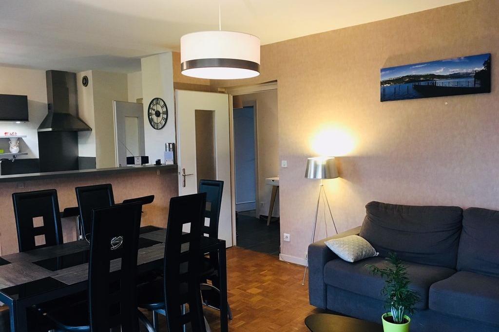 Séjour - Location de vacances - Aix-les-Bains