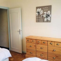 Chambre 2 - Location de vacances - Aix-les-Bains