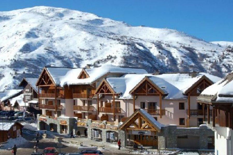 studio chalet des alpages  - Location de vacances - Valmeinier
