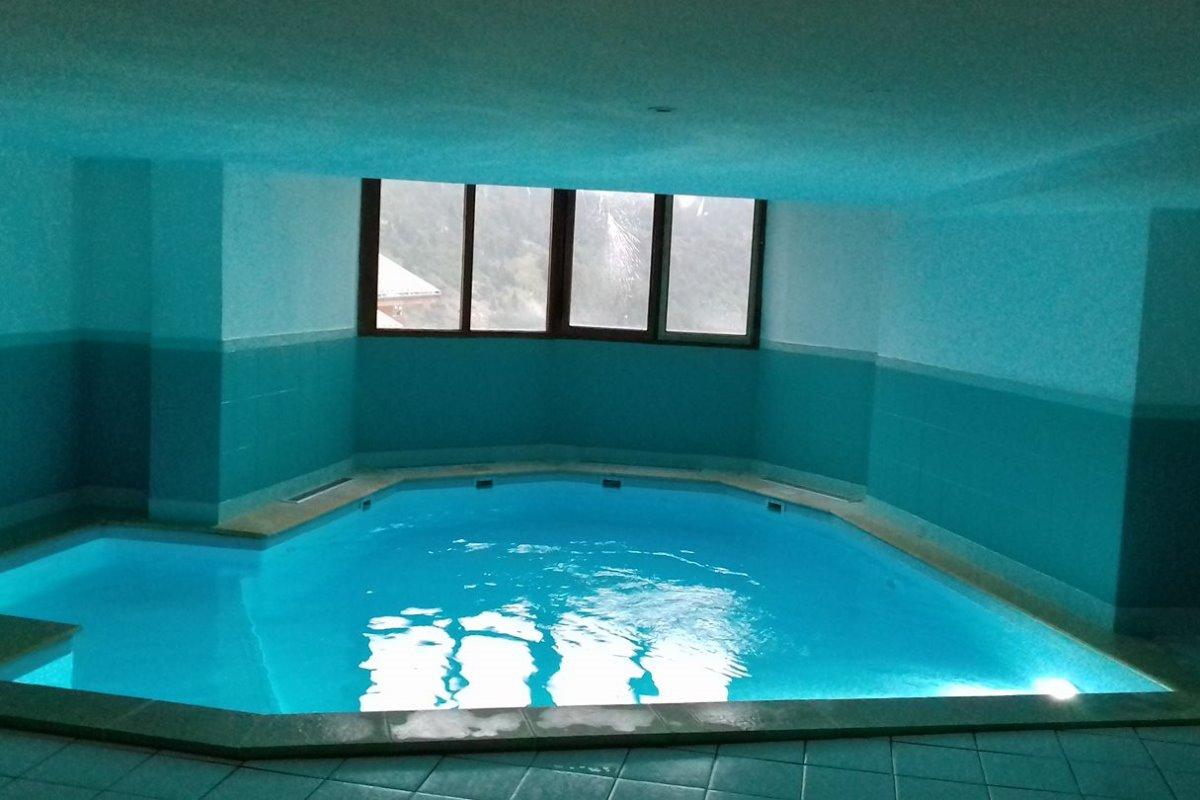 piscine - Location de vacances - Valmeinier