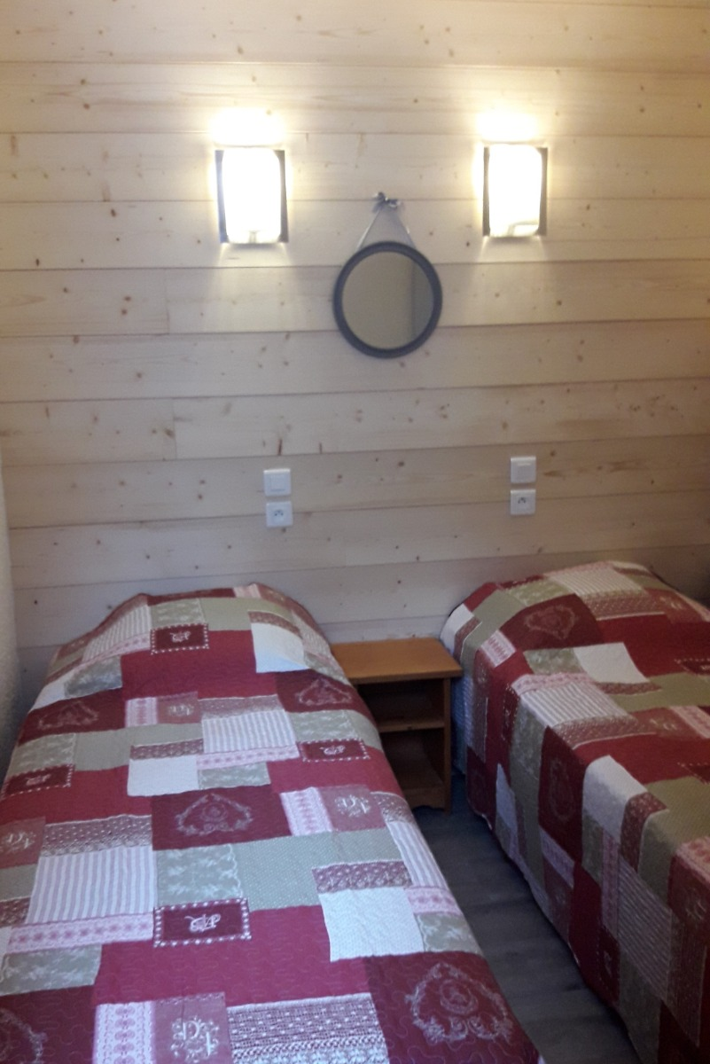 la chambre - Location de vacances - Valmorel