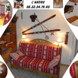 photo de présentation L'ANDRO - Location de vacances - La Giettaz