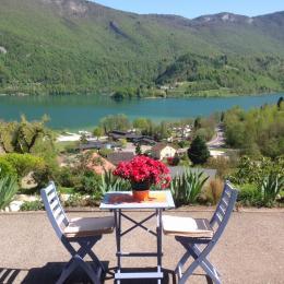 vue panoramique - Location de vacances - Novalaise