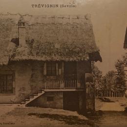 Tout a commencé par là - Chambre d'hôtes - Trévignin