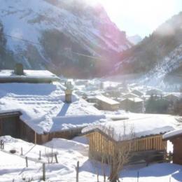 Gîte Le Pigeonnier : Appartement pour 4 personnes à Pralognan ( station de ski ) - Location de vacances - Pralognan-la-Vanoise