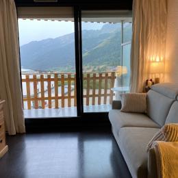 Salla à manger. - Location de vacances - Saint-François-Longchamp