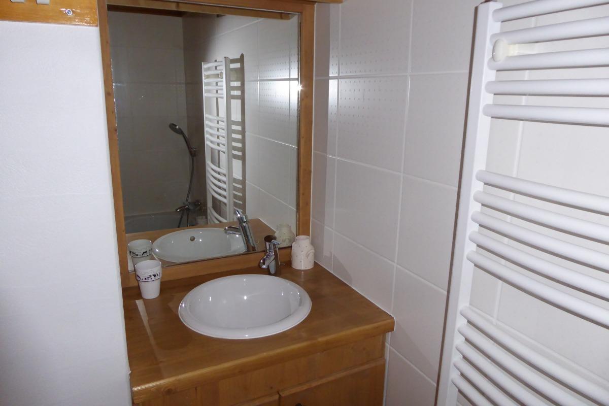 Salle de bains - Location de vacances - Valmorel