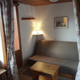 coin canapé - Location de vacances - Valmeinier