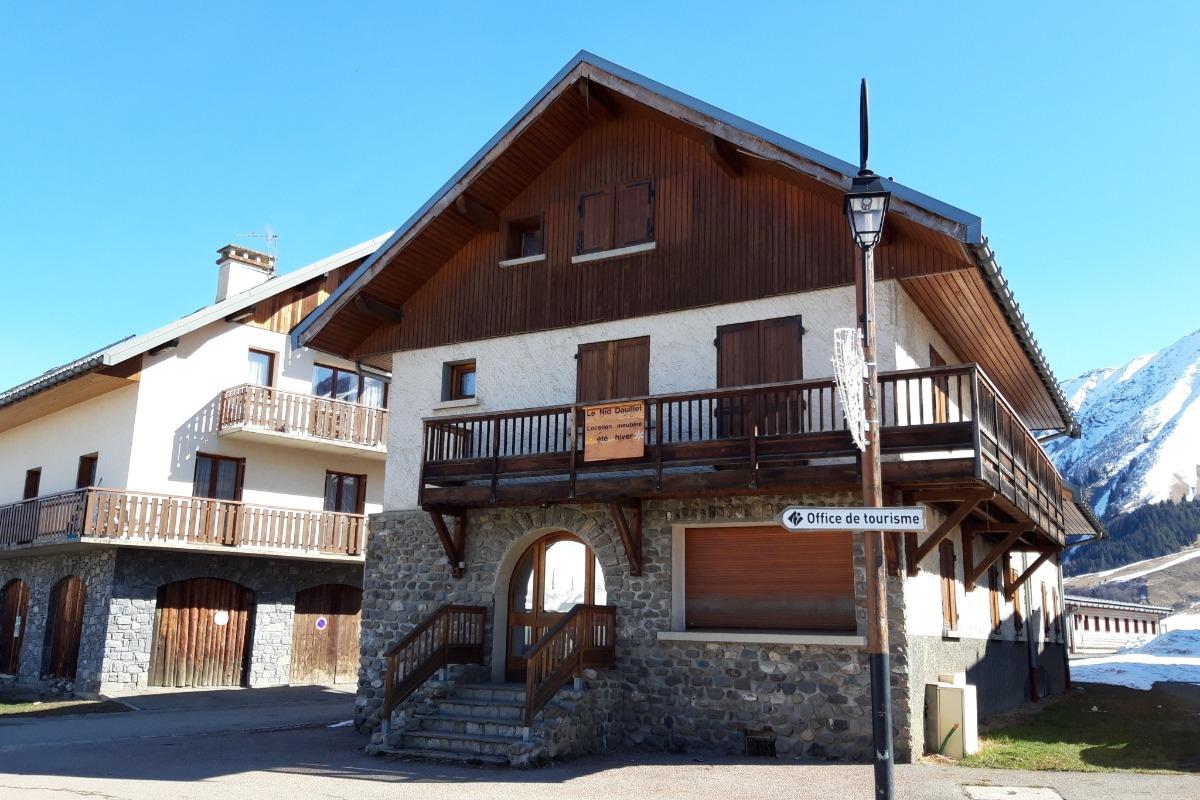 Village Albiez Eté - Location de vacances - Albiez-Montrond